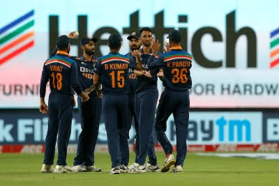 Debutants rise to the occasion once again for India (Ld)