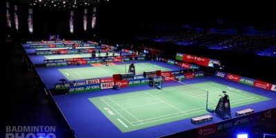 Indonesian players withdraw from All England