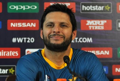 Cricket between Pak and India very important: Afridi