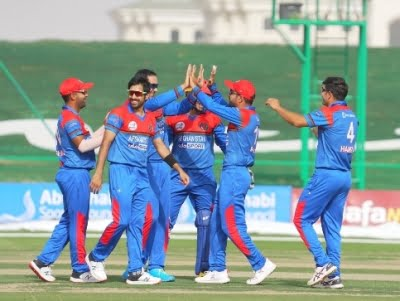 Afghans seal T20 series with 45-run win over Zimbabwe