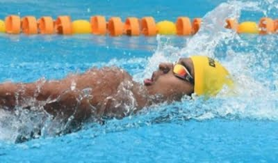 India plans to host Olympic qualifying swimming event