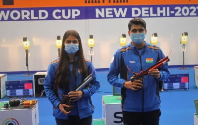 Shooting World Cup: India win 3 gold, extend lead on medal tally (Round-up)