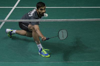 Orleans Masters: Srikanth to face Jayaram in 2nd round (Lead)