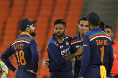 India squad for ODI series against England announced