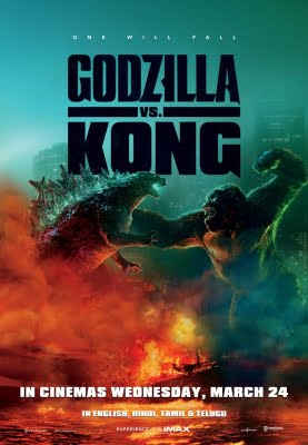 'Godzilla vs Kong' highest-grossing foreign film in India post pandemic