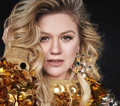 Kelly Clarkson   news agency pic