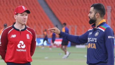 England win toss, elect to field