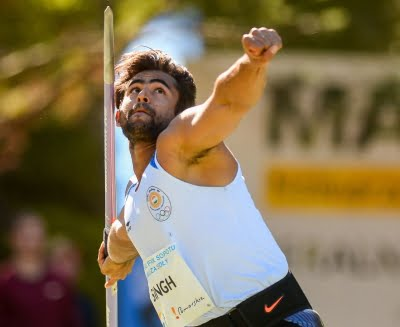 Javelin thrower Shivpal pulls out of Fed Cup athletics