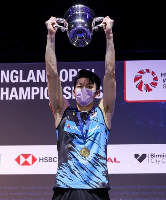 Lee showed tremendous willpower to win All England: Coach Wong