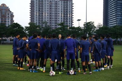 Oman, UAE matches a start from scratch for India: Football coach Stimac