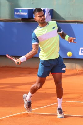 Nagal to take on Travaglia in Monte Carlo qualifier