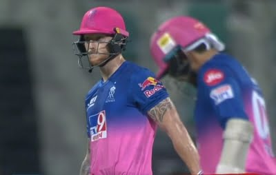 Ben Stokes ruled out of IPL due to broken finger