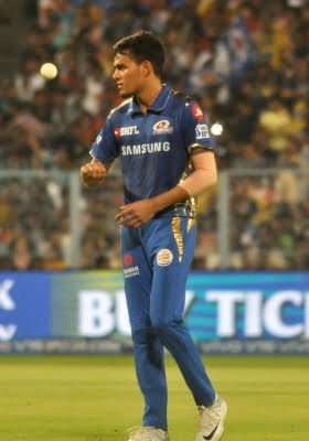 Rohit asked me to stay focused and hit the right lengths: Chahar