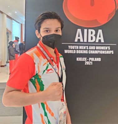 Arundhati reaches quarters at youth boxing Worlds