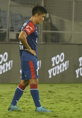 Chhetri gives 'real-life captains' access to his Twitter account