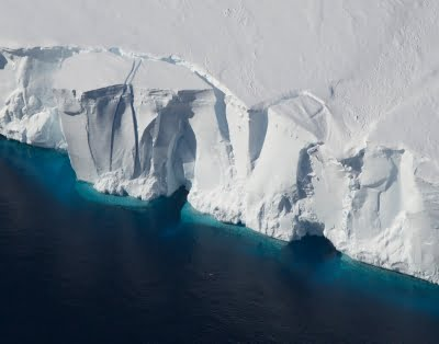 One-third of Antarctic ice shelf area at risk of collapse: Study