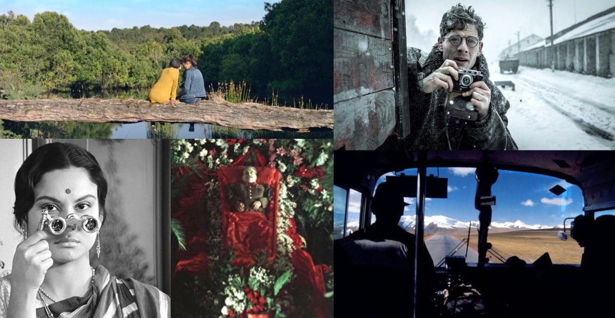 5 curated film highlights on MUBI
