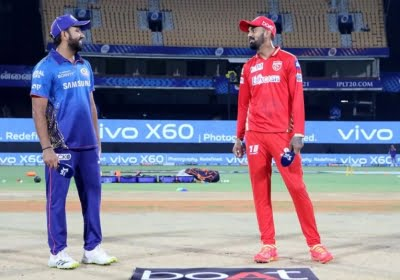 Punjab Kings win toss, elect to bowl against MI