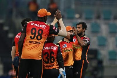 Spring in SRH's steps after maiden 2021 IPL victory