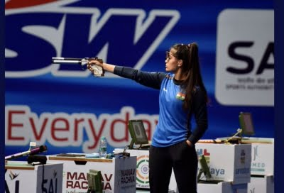 Over Rs 5 cr spent under TOPS on Tokyo-bound shooters