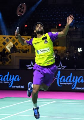 My level will go up if I get fitter: Praneeth (lead)