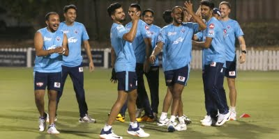 DC choose to field against RCB