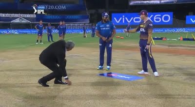 KKR win toss, elect to bowl
