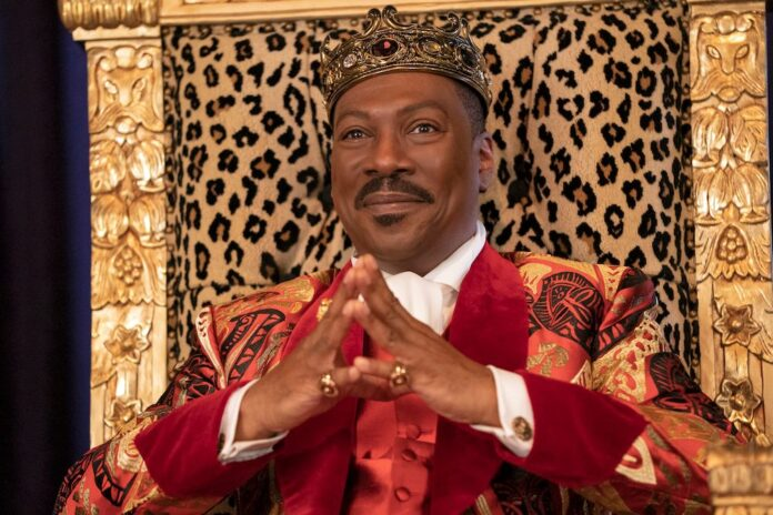 Eddie Murphy talks about spirituality affecting his life positively