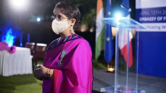 Guneet Monga conferred with 2nd highest civilian French honour