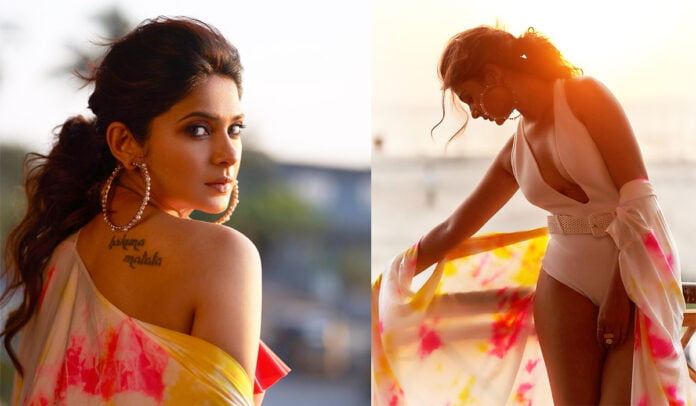 Jennifer Winget sets the temperature on fire in Monokini look