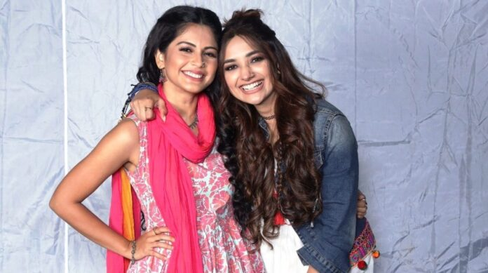 Megha Chakraborty and Jiya Shankar Sony SAB's 'Kaatelal & Sons'