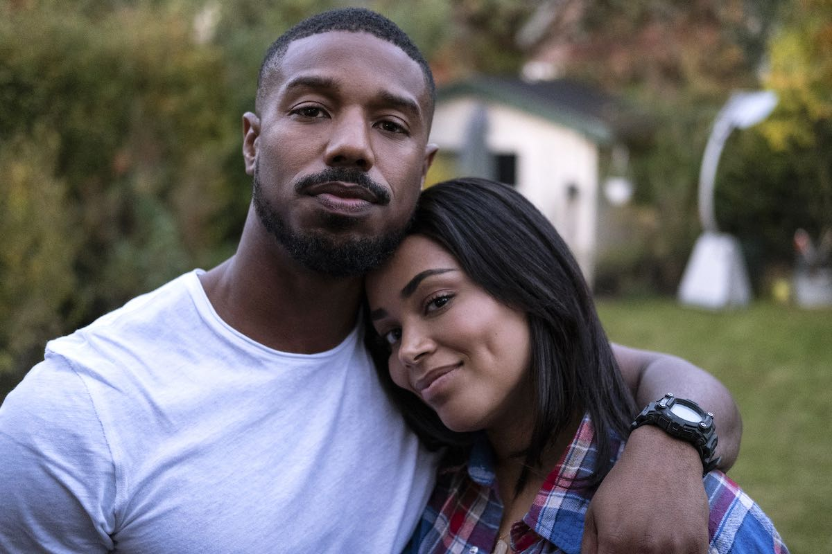 Michael B Jordan in Tom Clancy's 'Without Remorse'