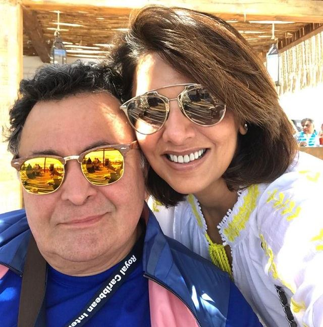 Neetu on Rishi Kapoor: He was an extension of our existence