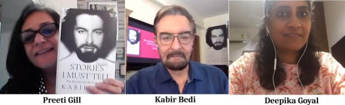Kabir Bedi opens up on his success in Europe, Hollywood & Bollywood