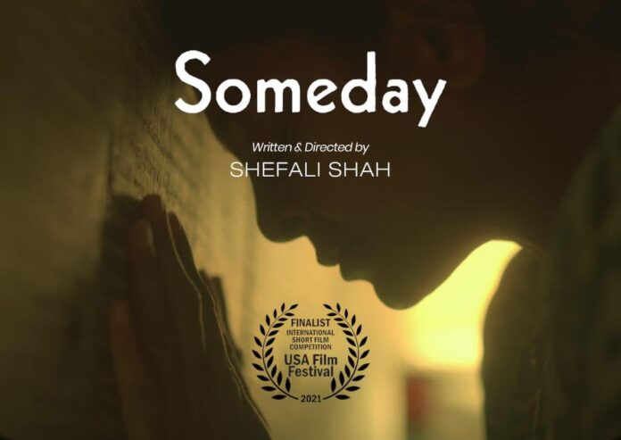 Shefali Shah's maiden directorial 'SOMEDAY' selected for 51st Annual USA Film Festival