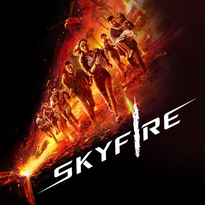 Simon West's Skyfire to premier on Lionsgate Play