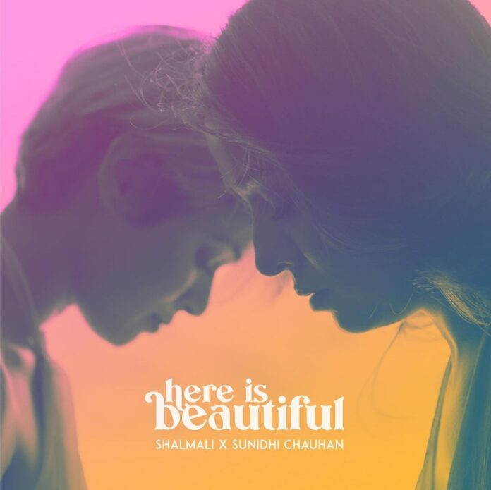 Sunidhi Chauhan, Shalmali release 'Here is beautiful' | news agency pic