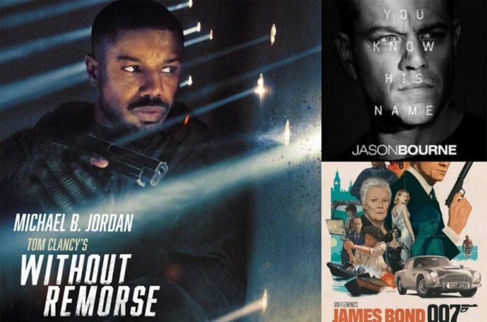 Why action films based on books are a good choice?