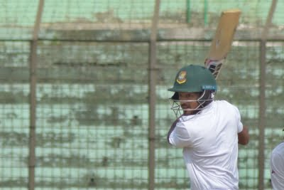 1st Test: Shanto, Mominul tons help Bangladesh to 474/4 on Day 2