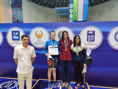 Indian swimmers dominate but Olympic mark remains elusive