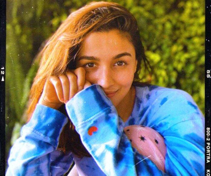 alia bhatt - the only time being negative is a good thing