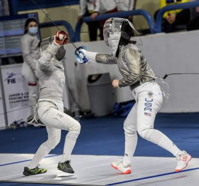 Two fencers test positive for Covid in Egypt
