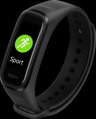 Stay fit with impressive OPPO Band Style at home