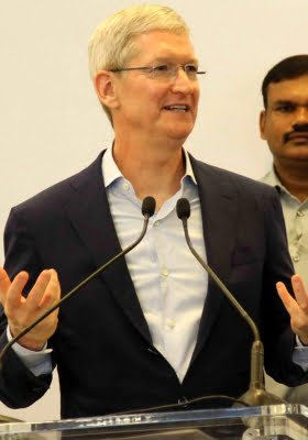 Apple CEO pledges support to India amid Covid crisis