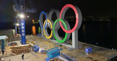 Decision on local fans at Oly to be made after lifting of emergency