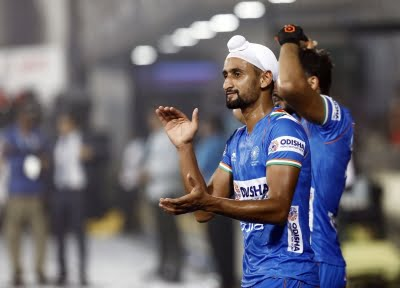 Playing together for long makes a difference: Hockey midfielder Jaskaran