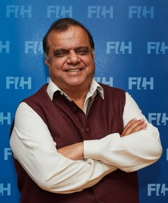 Priority is to make hockey more visible globally: Batra (lead)