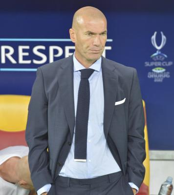 Zidane says Real will 'go to the end' in La Liga title race