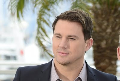 Channing Tatum credits his good physique 'to his job'!