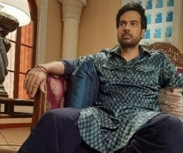 Sachal Tyagi doesn't relate to his wicked character